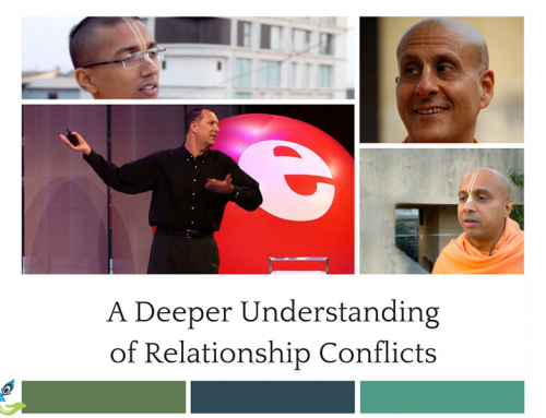 A Deeper Understanding of Relationship Conflicts