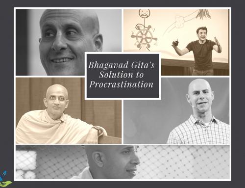 Bhagavad Gita's Solution to Procrastination